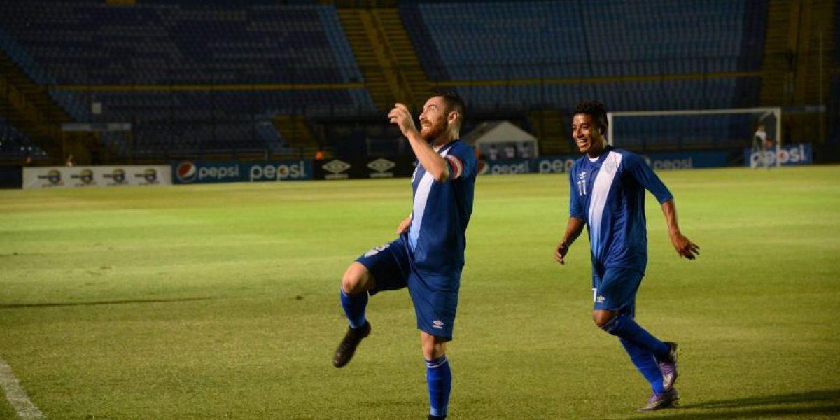 Resultado del partido amistoso Guatemala vs. El Salvador, 2 de marzo 2016