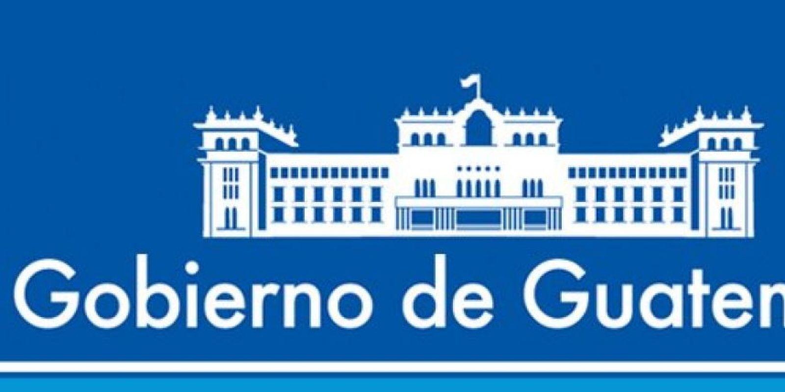 Logo 2012 Foto:Facebook – Gobierno de Guatemala