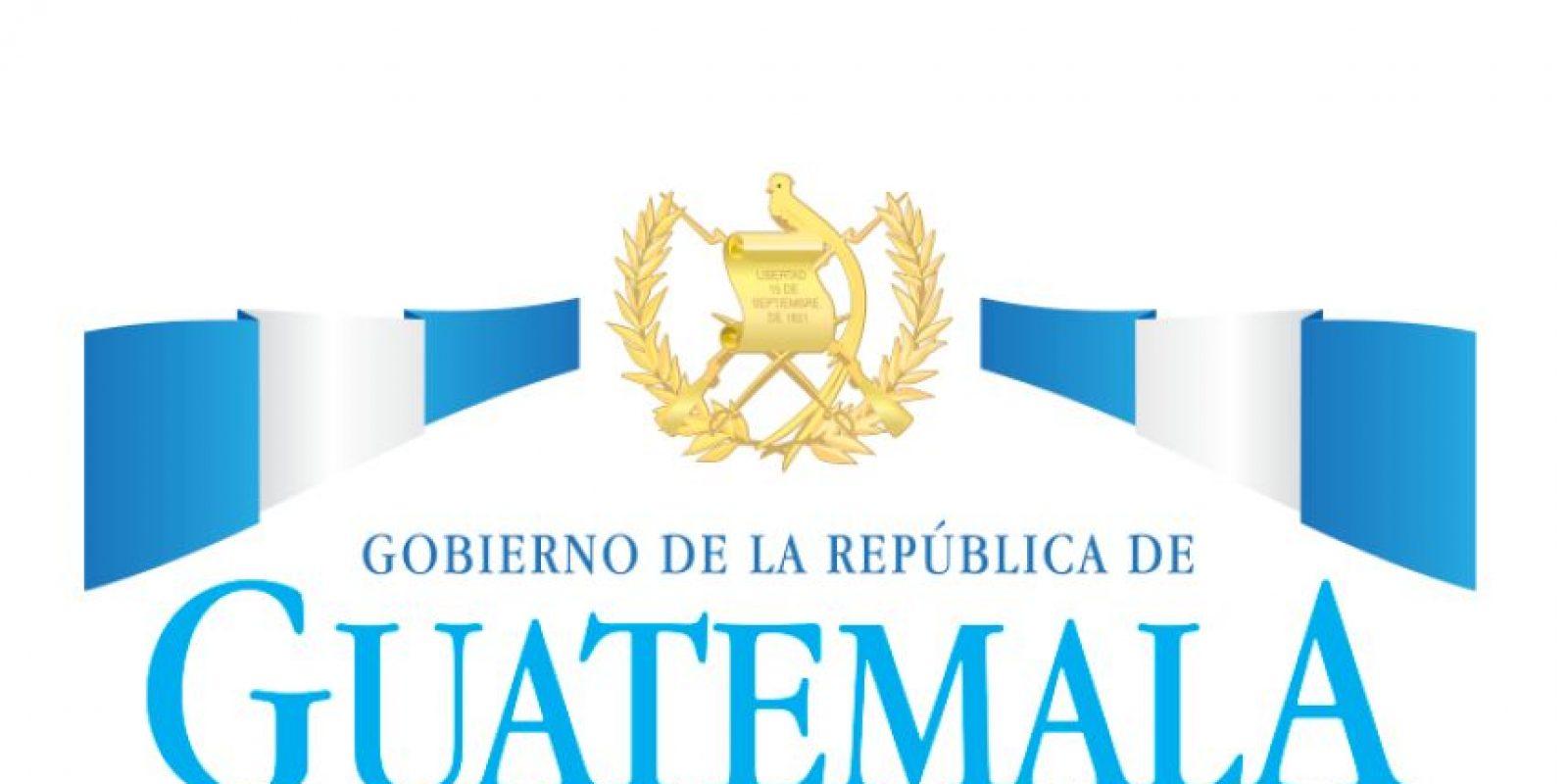 Logo 2016 Foto:Facebook – Gobierno de Guatemala