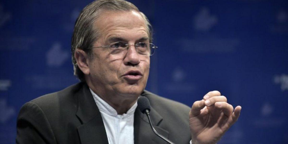 Ricardo Patiño, nuevo ministro de Defensa de Ecuador