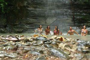 Las jóvenes habían visitado el país junto otro par de amigas Foto:instagram.com/marina.menegazzo/