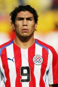 En el momento del accidente era una de las estrellas de la Selección de Paraguay Foto:Getty images