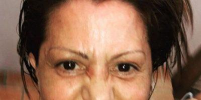 Ya que postes fotos de su rostro sin una gota de maquillaje todo el tiempo. Foto:Vía Instagram/laguzmanmx