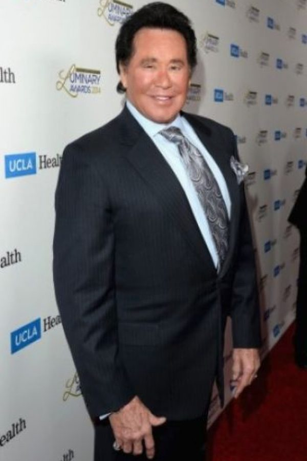 "Wayne Newton. El actor de Las Vegas anunció su apoyo en ""Fox and Friends"". ""Amo a Donald, y elpodría ser un buen presidente"", d Foto: Getty Images"