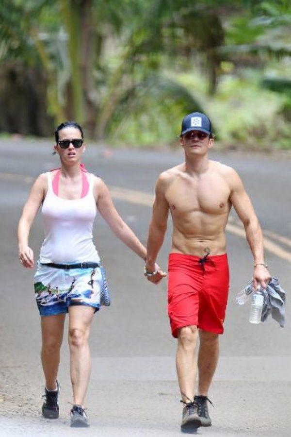 La pareja fue captada en Hawai Foto:Getty Images