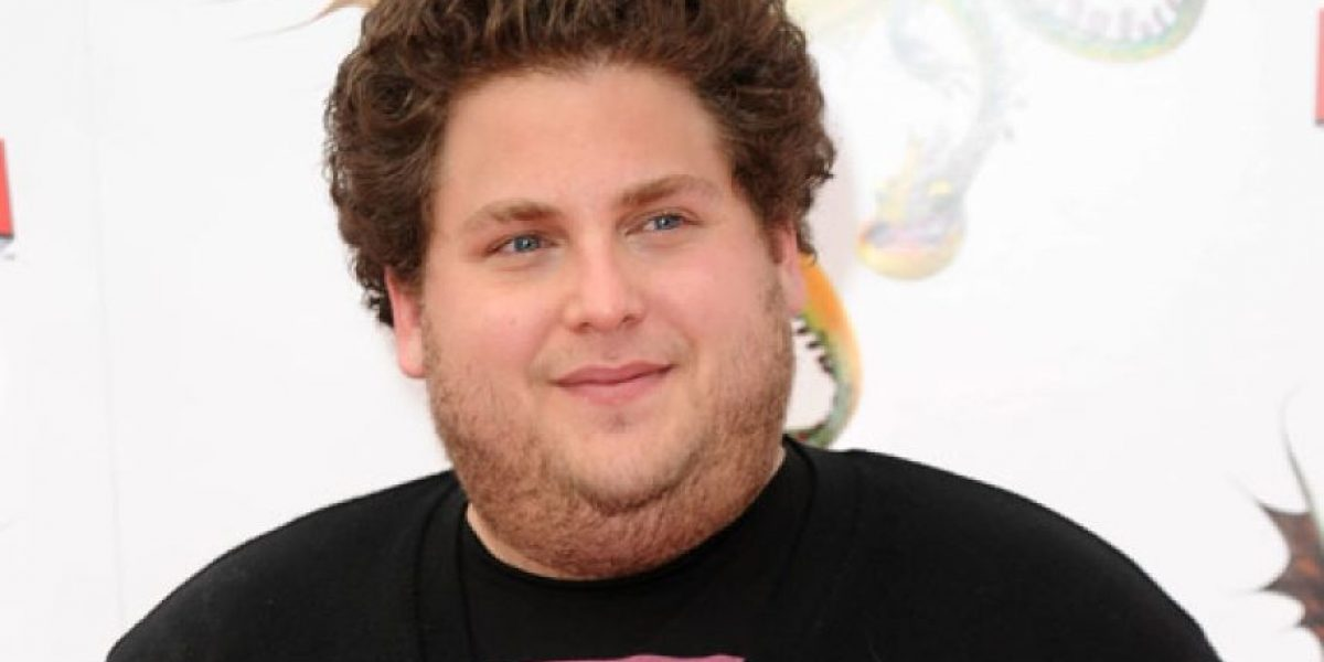 El increíble cambio del actor Jonah Hill y su drástica perdida de peso