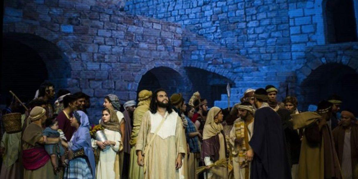 La Vía Dolorosa: Pasión, muerte y resurrección de Jesús en el teatro