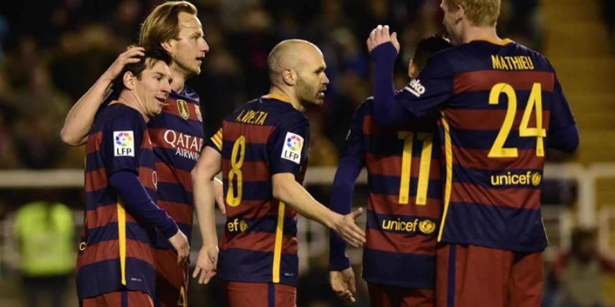 Nuevo récord de victorias para el FC Barcelona
