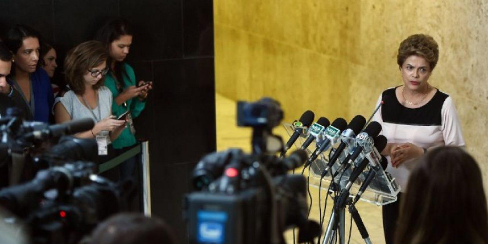 ¿Cómo reaccionaron los mandatarios a la crisis que afrontan? Foto:AFP