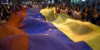 """Además, hizo un llamado al chavismo a """"reconstruir una nueva mayoría revolucionaria"""" Foto:AFP"""