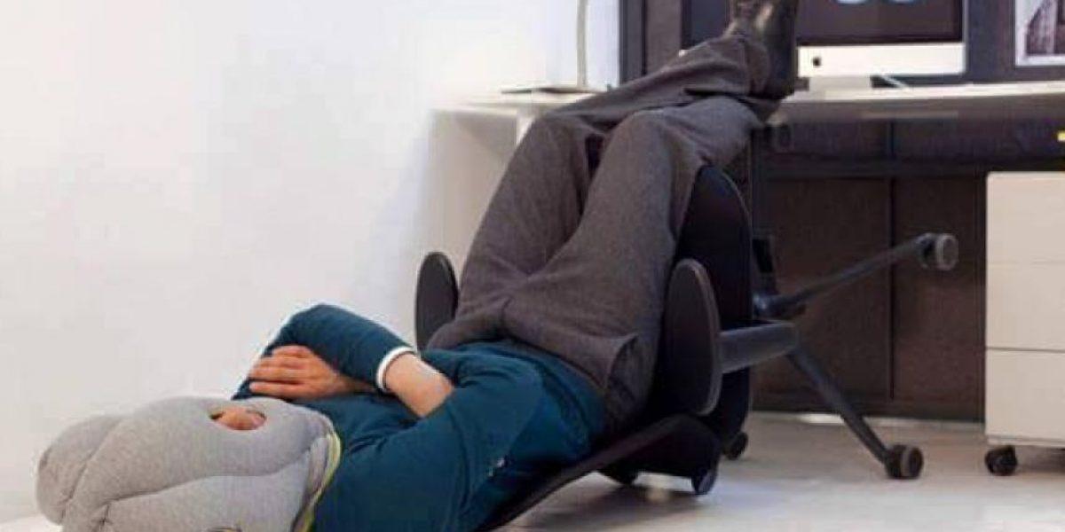Almohadas para dormir cómodo en cualquier lugar