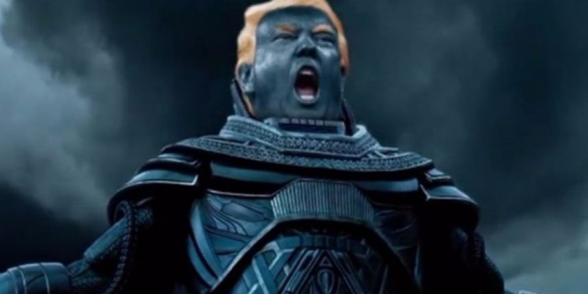 Video. ¿Donald Trump en el trailer de X-Men Apocalipsis?