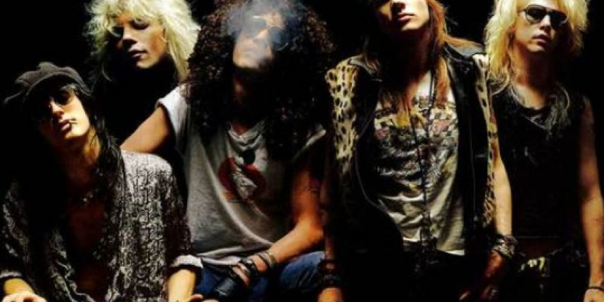 5 misterios acerca de la reunión de Guns N' Roses