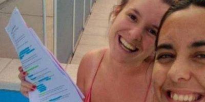 Después de conocerse la versión oficial, cientos de mensajes de despedida y aliento a las familias de las dos chicas fueron compartidas en distintas redes sociales. Foto:Twitter.com – Archivo