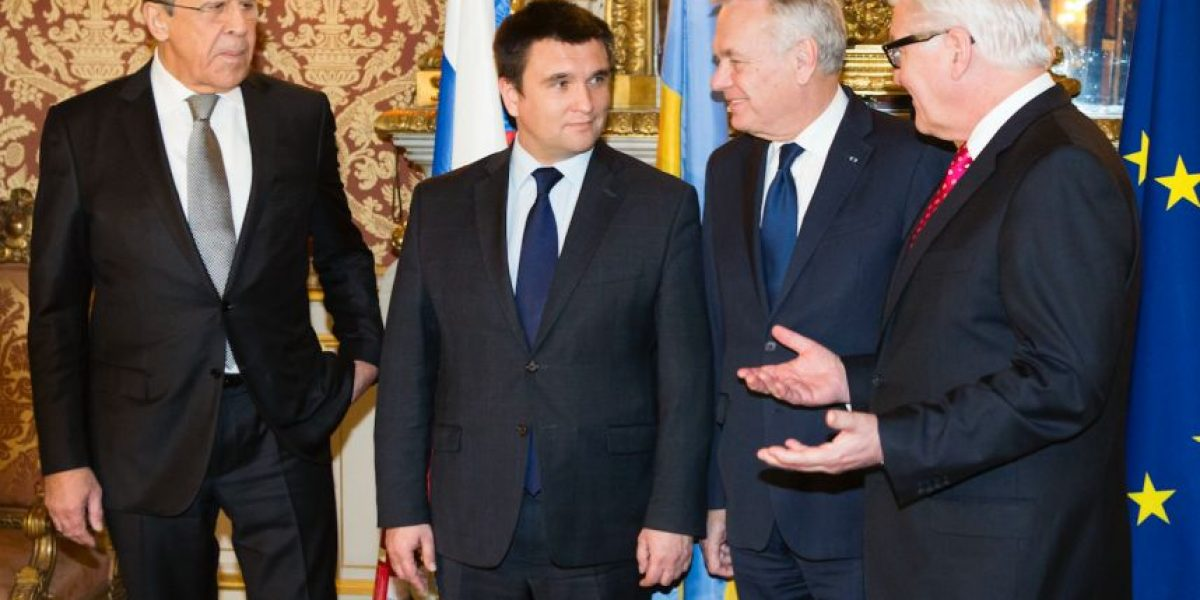 Elecciones Ucrania, Europa decide