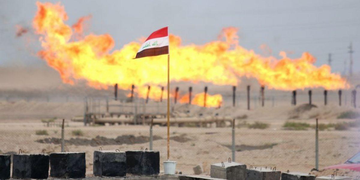 Precio de petróleo aumenta