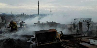 Foto:Bomberos Municipales @bomberosmuni