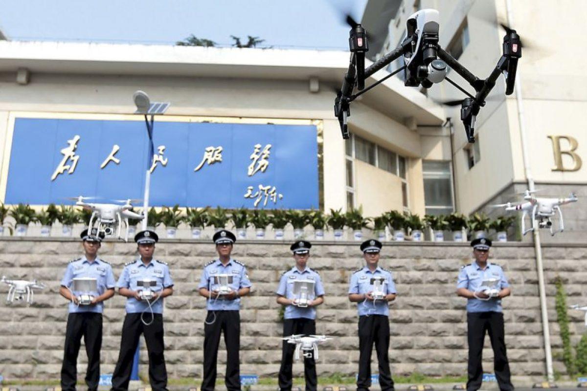 Algunos son controlados desde una ubicación remota y otros vuelan de forma autónoma. Foto:AP