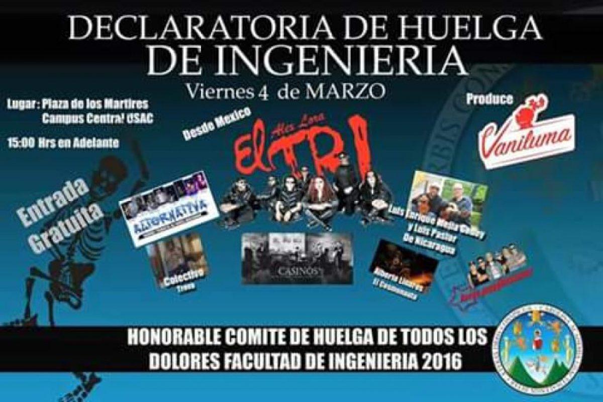 Foto:Facebook/Universidad921
