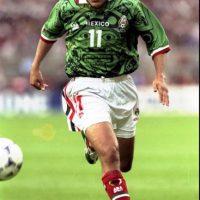 Cuauhtémoc Blanco bravo nació el 17 de enero de 1973 en la Ciudad de México. Foto:Getty Images