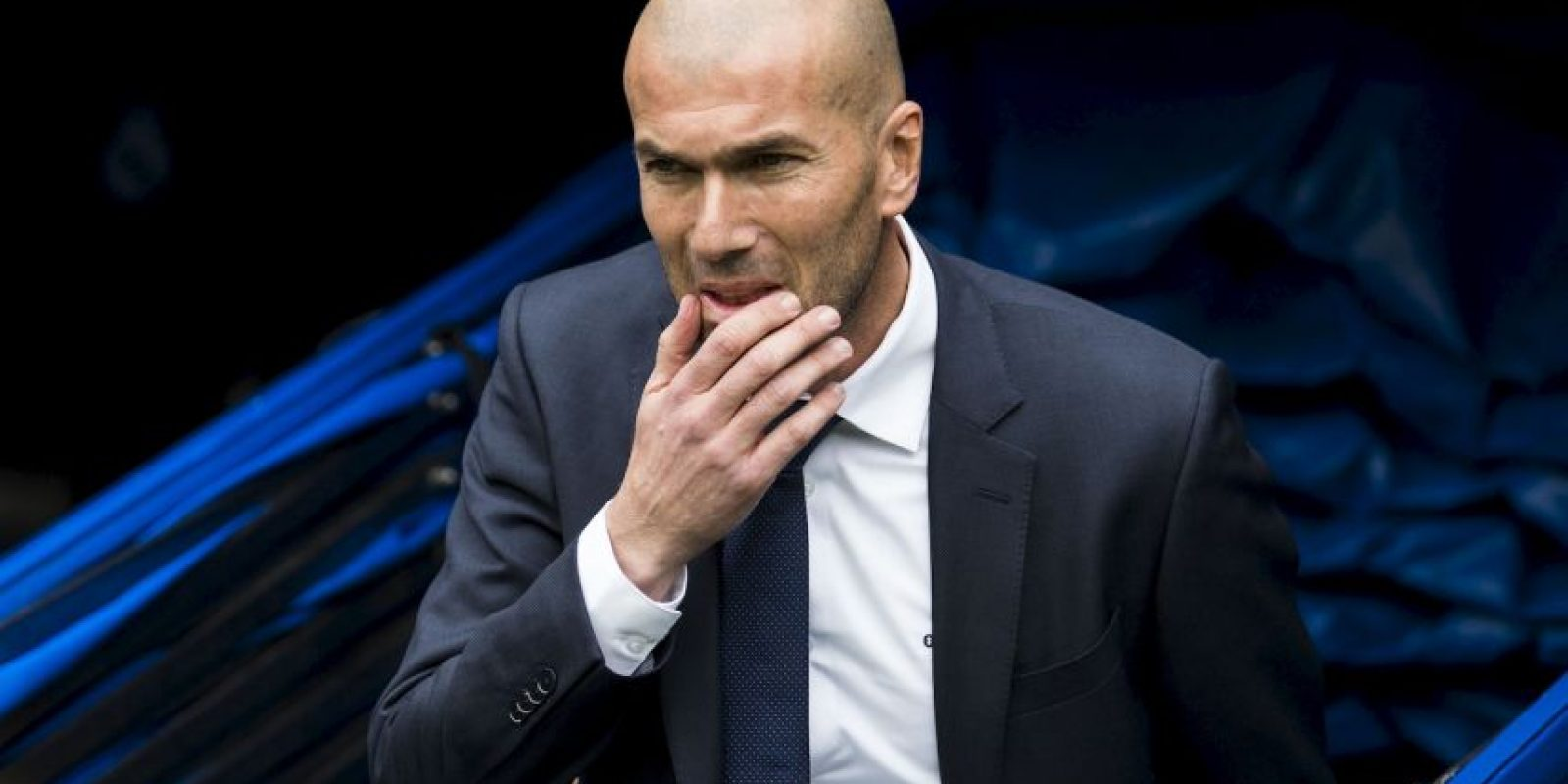 11. Zinedine Zidane / actualmente en el cargo Foto:Getty Images