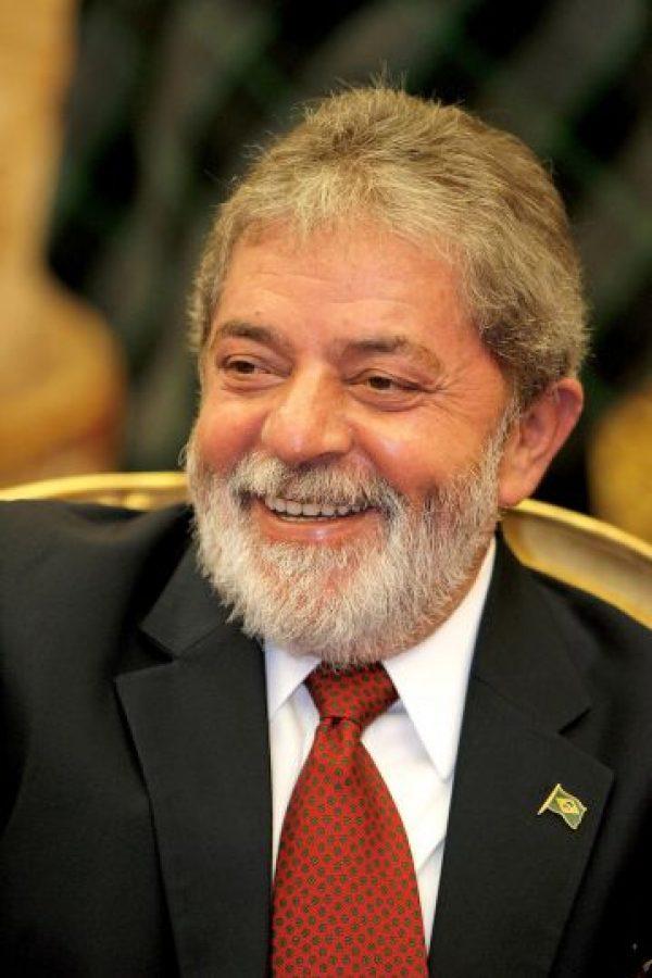 El expresidente de Brasil, Lula da Silva fue detenido Foto:Getty Images