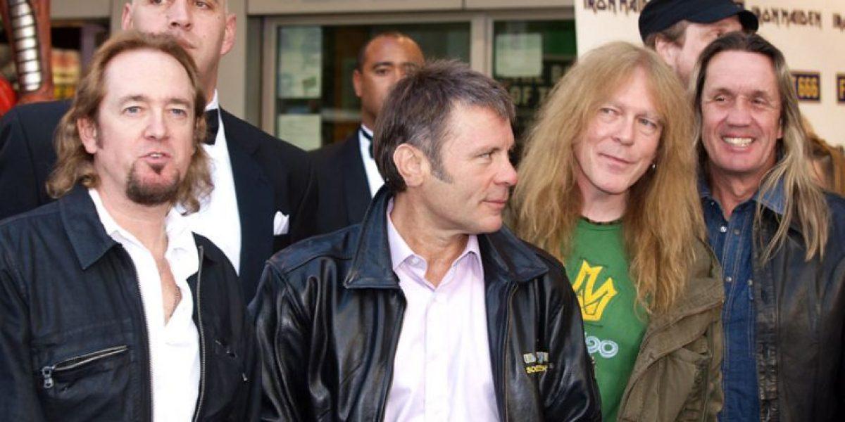 Confunden a integrante de Iron Maiden con un vagabundo