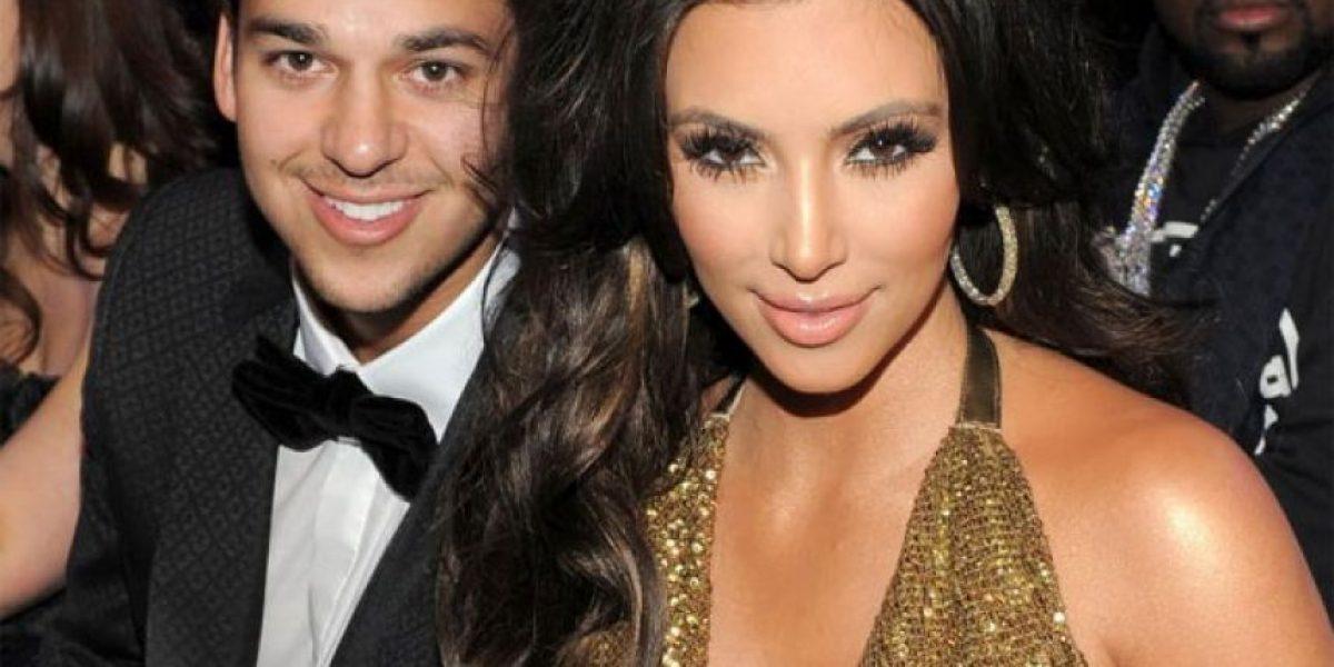 El notorio sobrepeso del hermano de Kim Kardashian