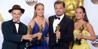Nadie sabía de Brie Larson hasta que comenzó a ser premiada en esta temporada. Foto:vía Getty Images