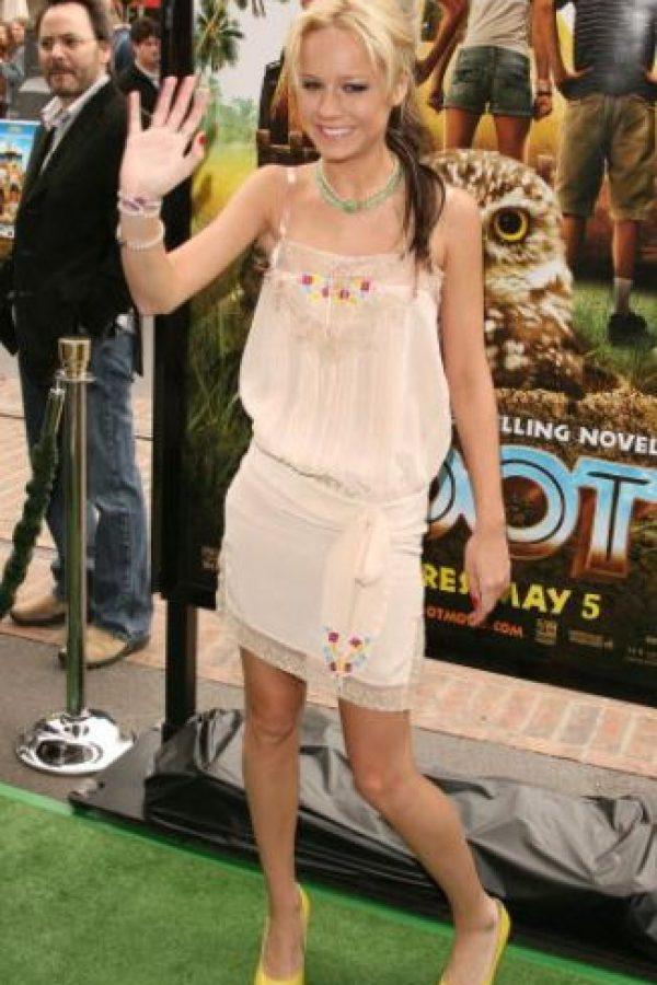 Su única aparición importante fue en 2005. Foto:vía Getty Images