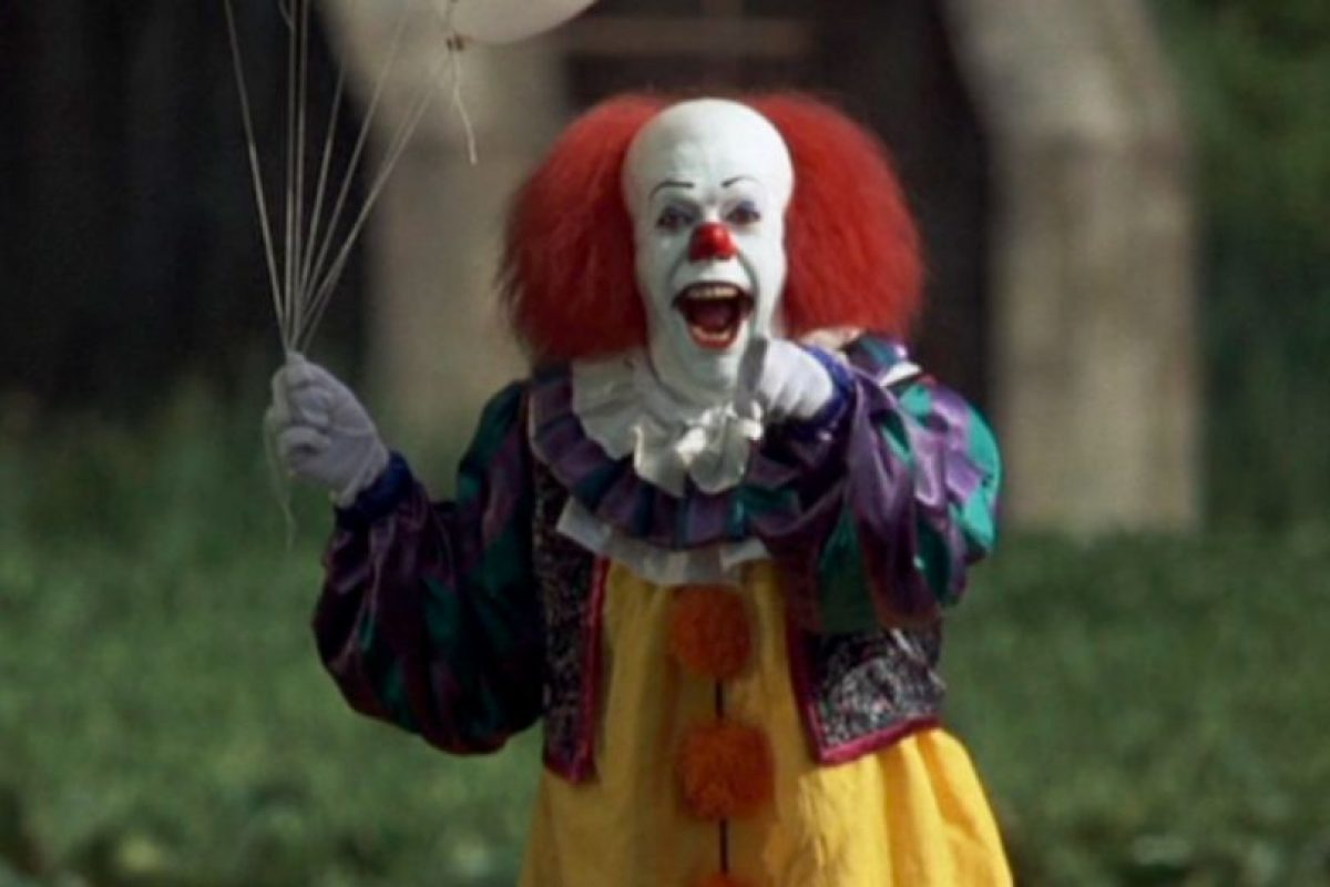 """""""Pennywise"""" (""""Eso"""") Foto:Warner Bros Pictures"""