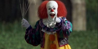 """Pennywise"" (""Eso"") Foto: Warner Bros Pictures"