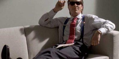 """Patrick Bateman"" (""American Psycho"") Foto:Universal Studios"