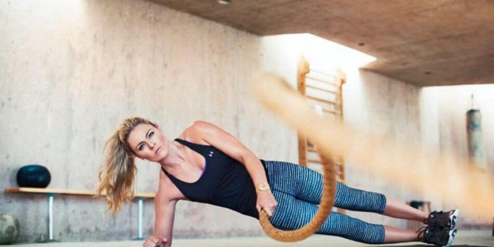 Ha participado en tres Juegos Olímpicos de Invierno (Salt Lake City 2002, Turín 2006 y Vancouver 2010) Foto:Vía instagram.com/lindseyvonn