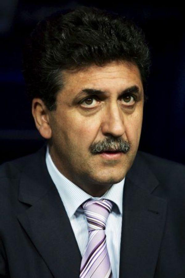 4. Mariano García Remón / septiembre 2004 – mayo 2004 Foto:Getty Images