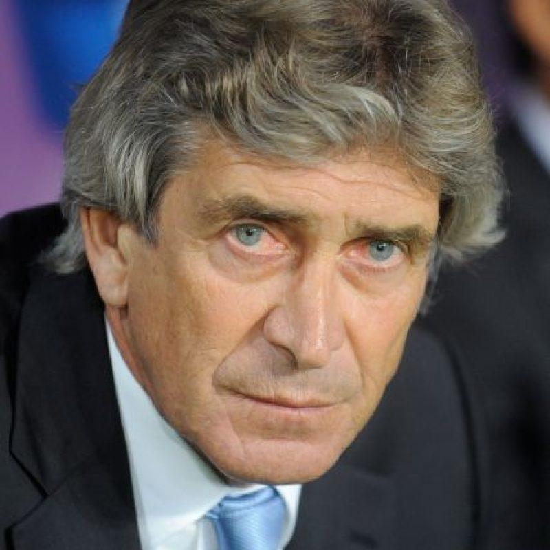 7. Manuel Pellegrini / junio 2009 – mayo 2010 Foto:Getty Images