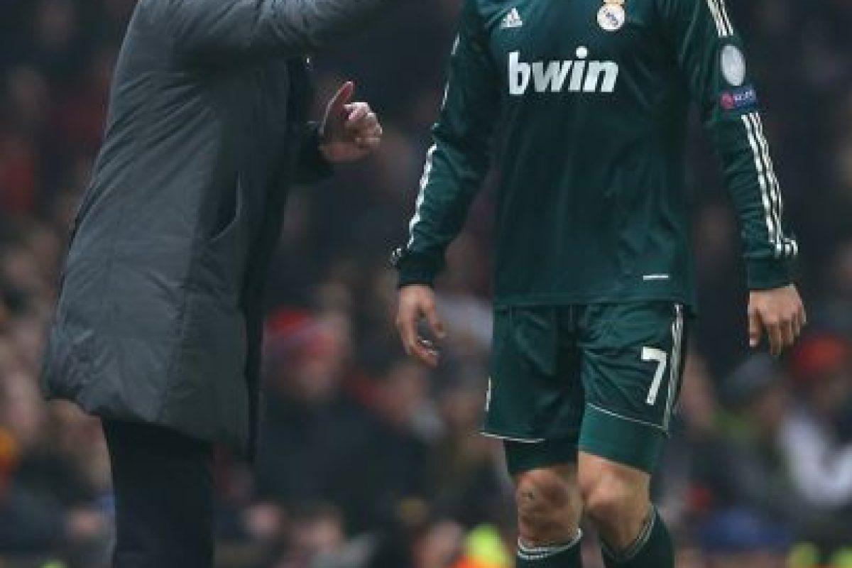 8. José Mourinho / mayo 2010 – junio 2013 Foto:Getty Images