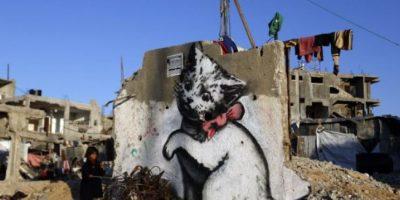 Dicen que comenzó en 1980 con el movimiento de graffiti de su ciudad. Foto:vía Getty Images