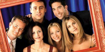 """El error de """"Friends"""" que no habíamos notado hasta hoy"""