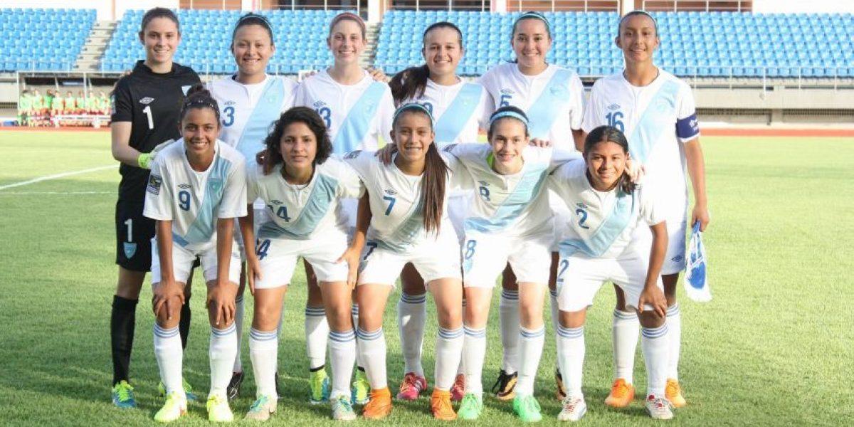 Resultado del partido Guatemala vs. Canadá en el Preolímpico Femenino de Concacaf 2016
