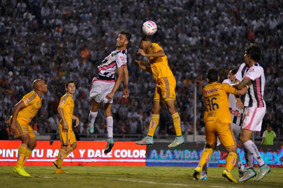 """3. Clásico """"Regio"""": Foto:Getty Images"""