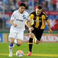 Nacional (18.9 MDE) vs. Peñarol (19.78 MDE) = 38.68 MDE Foto: Getty Images
