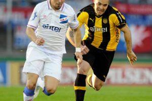 Nacional (18.9 MDE) vs. Peñarol (19.78 MDE) = 38.68 MDE Foto:Getty Images