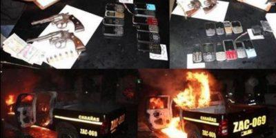 Fueron sorprendidos robando y atacaron a los agentes de la PNC tras ser detenidos
