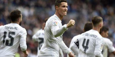 Cristiano Ronaldo consigue un póker ante el Celta de Vigo, el sábado 5 de marzo de 2016