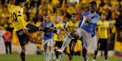 Emelec (22.8 MDE) vs. Barcelona de Guayaquil (22.5 MDE) = 45.3 MDE Foto: Getty Images