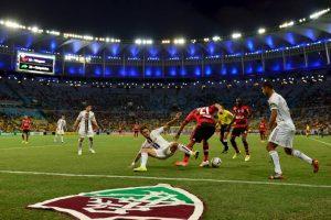 Flamengo (61.90 MDE) vs. Fluminense (63.73 MDE) = 125.63 MDE Foto:Getty Images