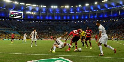 Flamengo (61.90 MDE) vs. Fluminense (63.73 MDE) = 125.63 MDE Foto: Getty Images
