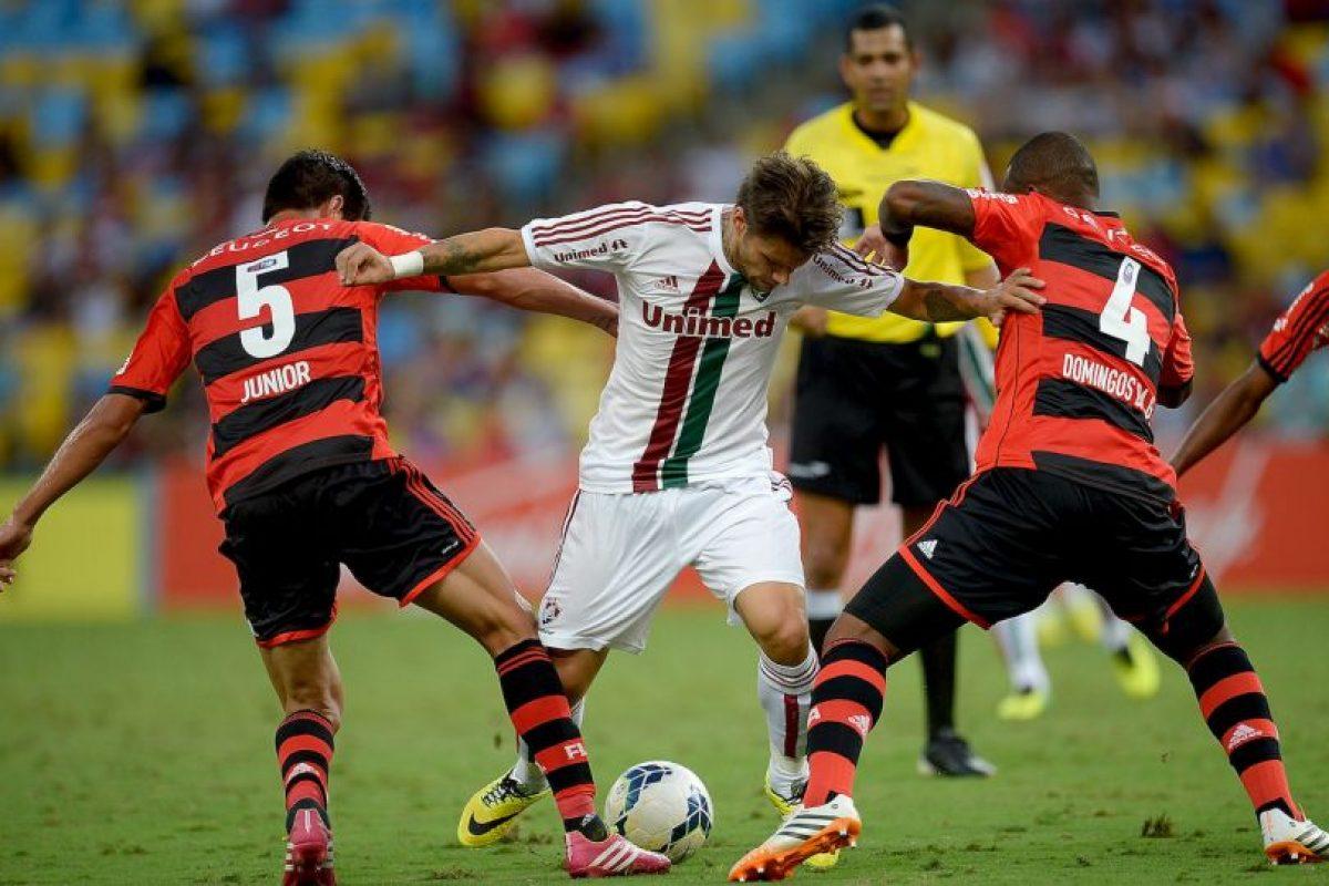 2. Clásico de Brasil: Foto:Getty Images