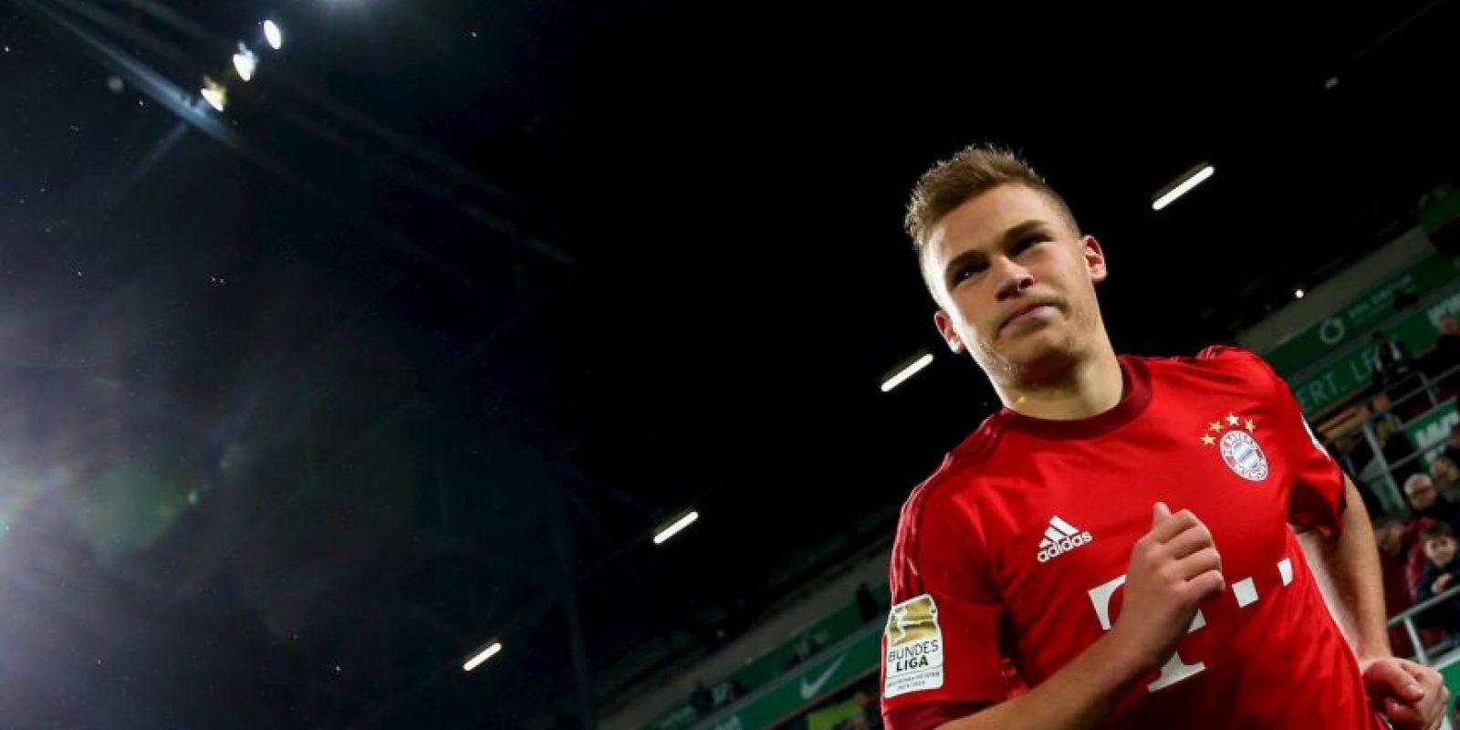 Llegó al Bayern Munich en la campaña 2015/2016. Foto:Getty Images